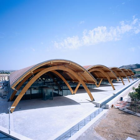 Bodegas Protos winery by Rogers Stirk Harbour + Partners
