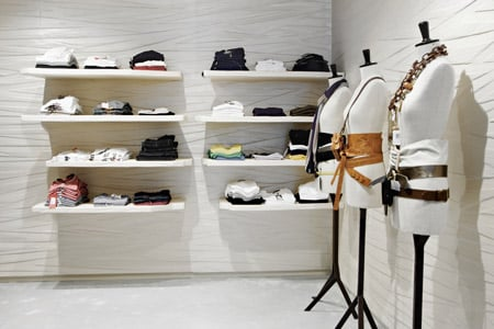 KAZO fashion store by 4D, Bangalore India   Retail Design Blog