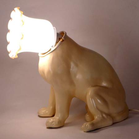 Sit lamp by Fiona Thomson