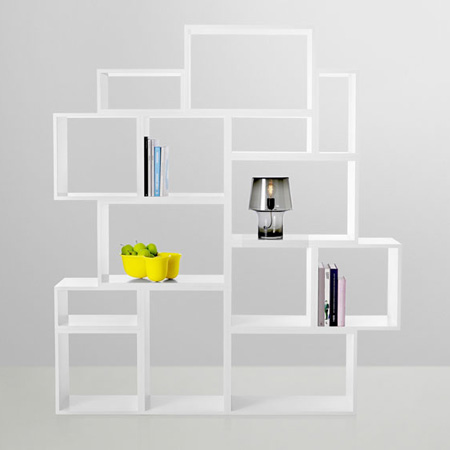 New Nordic shelves by JDS Architects