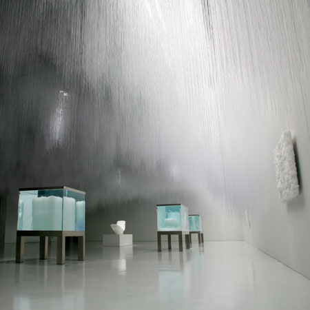 Second Nature by Tokujin Yoshioka