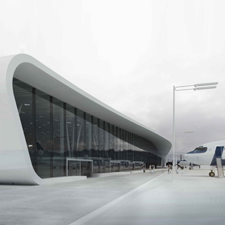 Lublin International Airport by Are