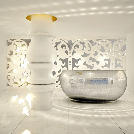 Mondrian South Beach by Marcel Wanders