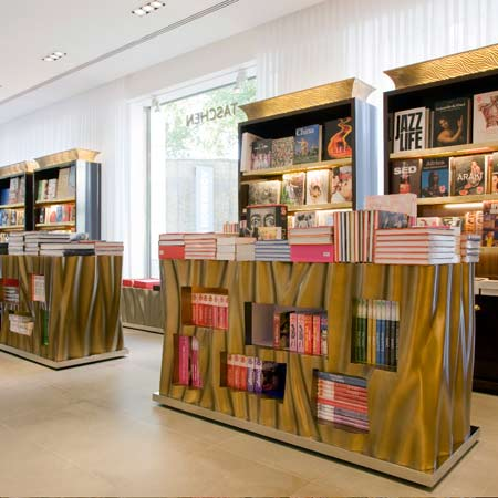Taschen Store London By Philippe Starck