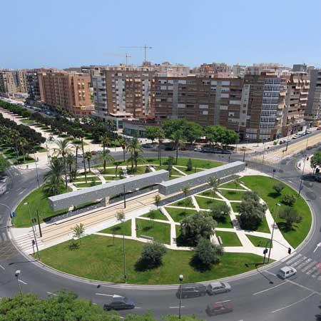 Tram Stop in Alicante by Subarquitectura