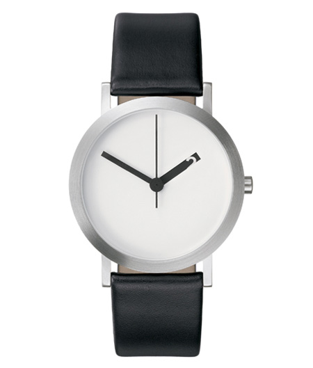 straight normal imperfect square black watches