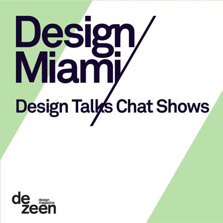 Dezeen at Design Miami