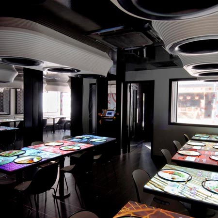 Inamo restaurant by Blacksheep