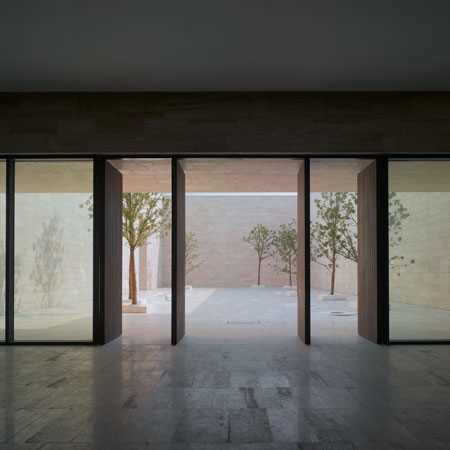 Liangzhu Culture Museum by David Chipperfield Architects