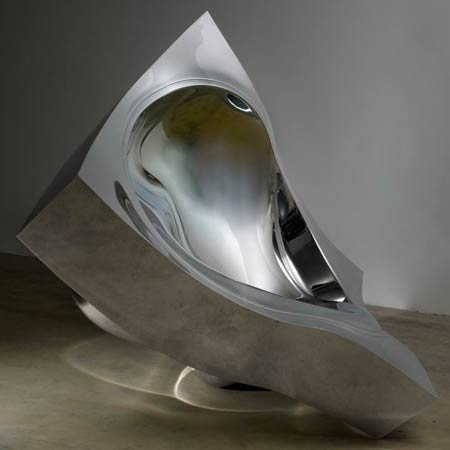 Guarded Thoughts by Ron Arad