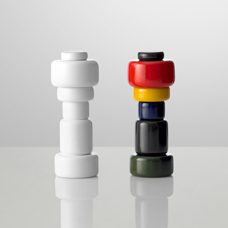 Plus salt and pepper mills by Norway Says