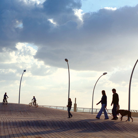 Tel Aviv Port by Mayslits Kassif Architects