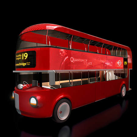 A new bus for London competition winners announced