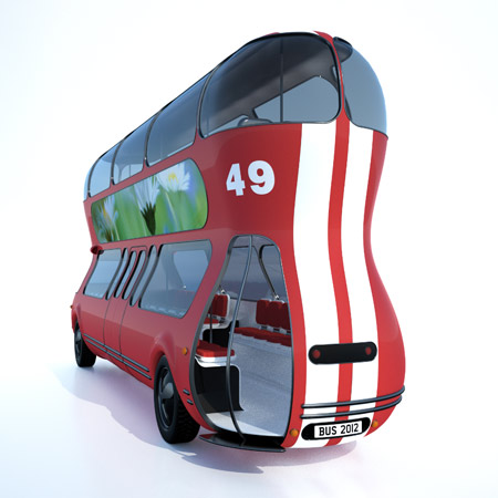 A New Bus for London by Matthew Heywood