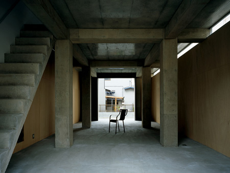 Column And Slab House By Ft Architects 041f.
