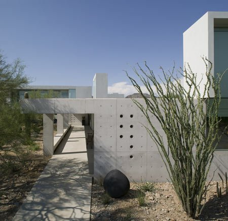 Desert City House by Marwan Al-Sayed Architects