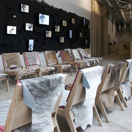 Die Kunstbar by Studio Arne Quinze