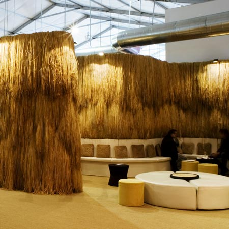 HSBC Private Bank Lounge by Campana Brothers