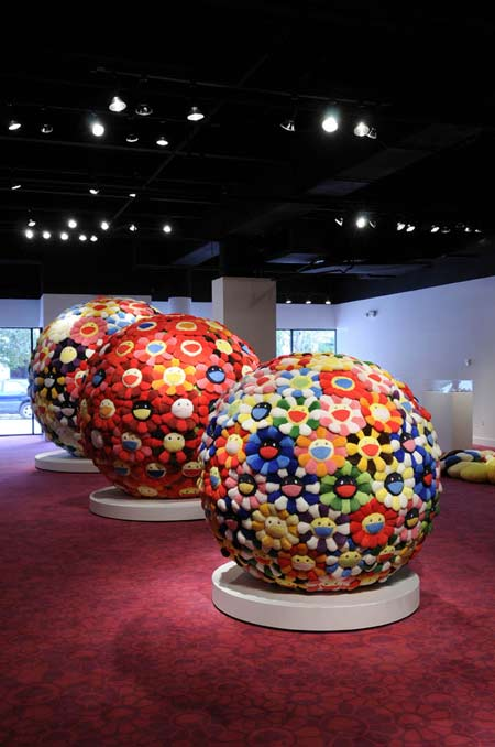 Takashi Murakami at Design Miami