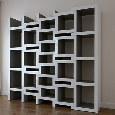 Rek Extending Bookcase By Reinier De Jong