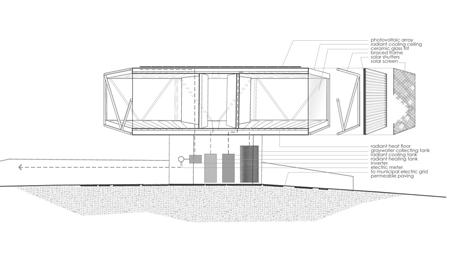 sapphire galleryxten architecture | dezeen