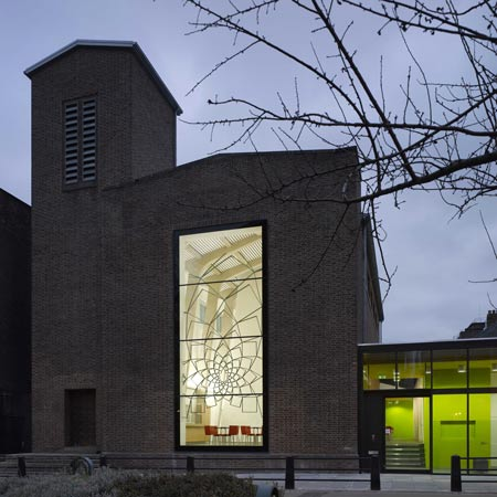 Lumen United Reformed Church by Theis and Khan Architects