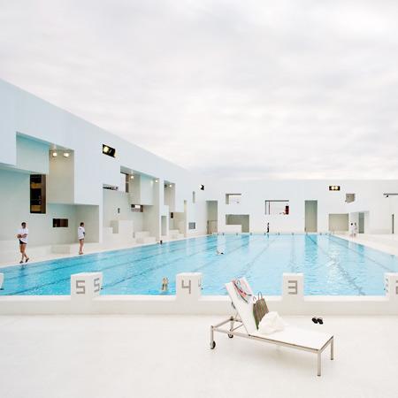 Les Bains des Docks by Jean Nouvel