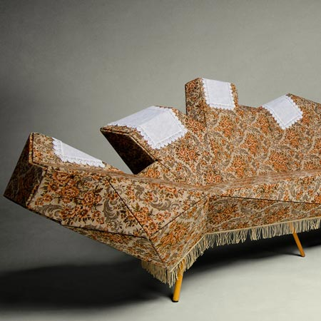 Cozy Furniture by Hannes Grebin