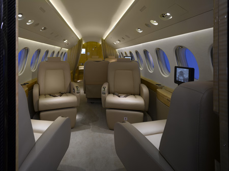 NetJets 7X fleet by Norman Foster | Dezeen