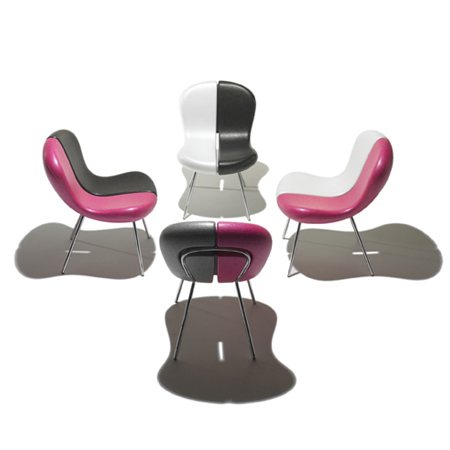 Snap Chair by Karim Rashid
