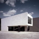 Bayon Artell office and warehouse by DCPP Arquitectos