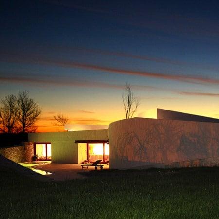Casa Llorens by Eneseis Arquitectura