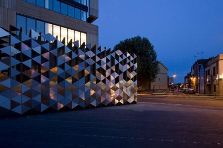 Магазин велосипедов Бермондси от Sarah Wigglesworth Architects