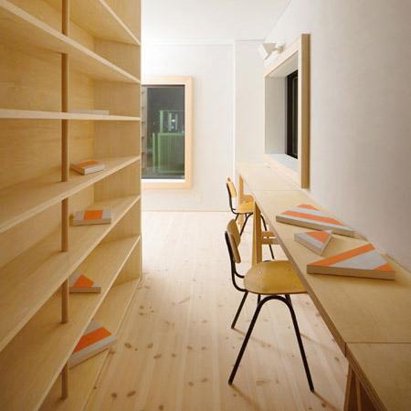 House in Hiyoshi by Hiroyuki Tanaka Architects