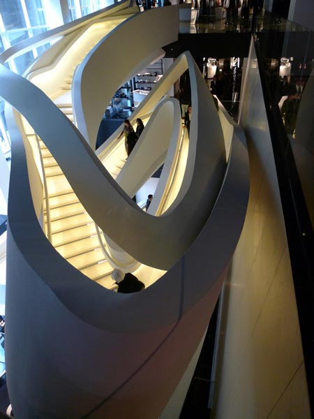 Georgio Design Bank.Armani 5th Avenue By Massimiliano Doriana Fuksas Architects