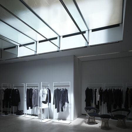 Luisaviaroma store by Claudio Nardi Architects