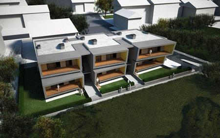 Shift Housing от AquiliAlberg