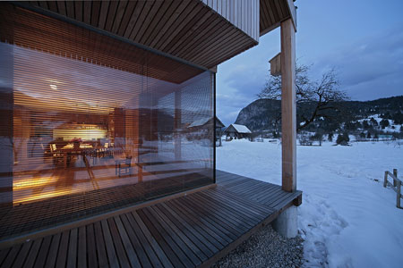 6×11 Alpine Hut by OFIS Arhitekti - Dezeen