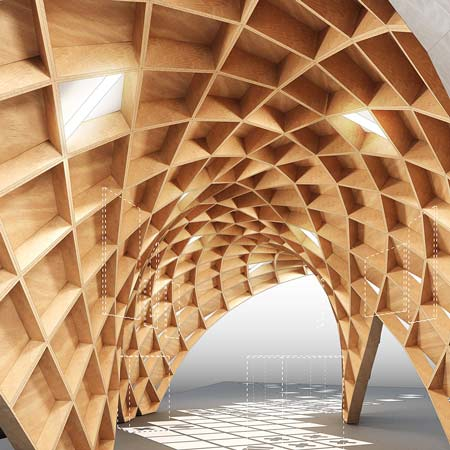 Art Fund Pavilion shortlist