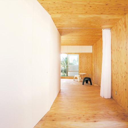 Corner house by Masahiro Kinoshita