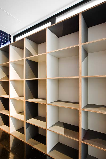 plywood shelf plans