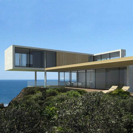 House at Wategos Beach by Mackay + Partners