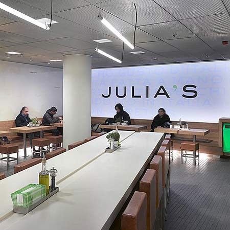 Julia's by Merkx + Girod