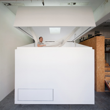Paco by Jo Nagasaka + Schemata Architecture Office