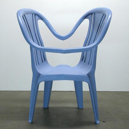 Merveilleux Mirror Chairs By Kai Linke