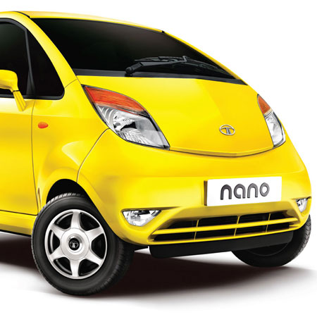 Tata Nano by Tata Motors