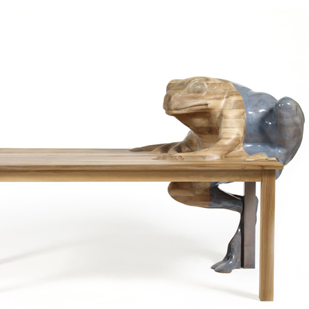 Animal Tables by Hella Jongerius