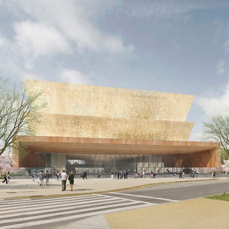 National Museum of African American History and Culture by Freelon Adjaye Bond/SmithGroup