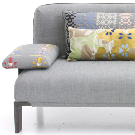 Fergana by Patricia Urquiola for Moroso