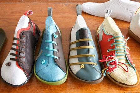Camper Spanish Shoes Brand